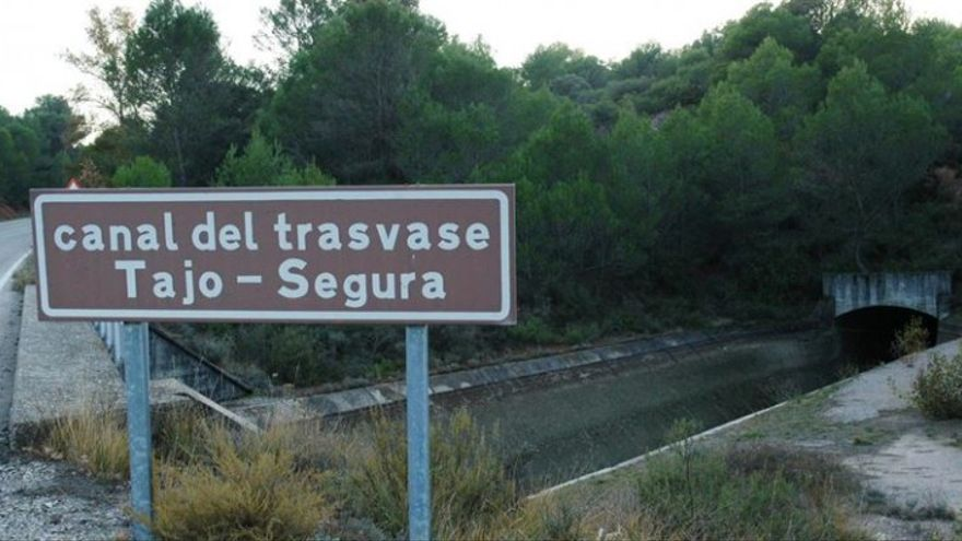 Trasvase Tajo-Segura / EUROPA PRESS