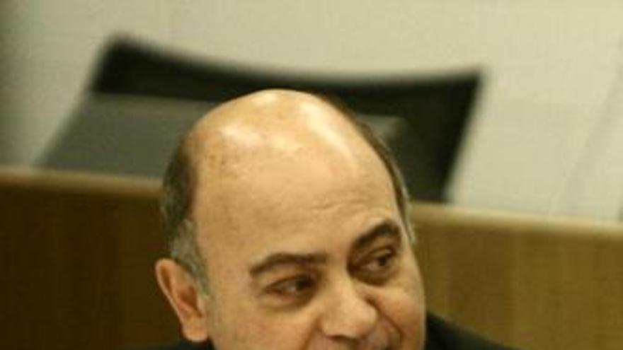 El presidente de la CEOE, Gerardo Díaz Ferrán