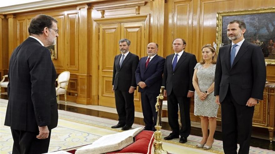 Los nuevos ministros jurarán o prometerán su cargo mañana a las 9 horas en Zarzuela