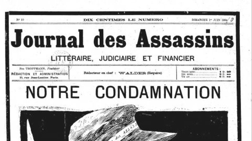 El Diario de los asesinos y otras publicaciones insólitas