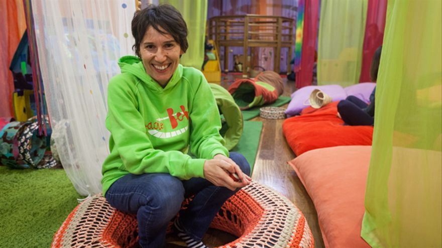 Susana de la Fuente, una de las impulsoras de espacio Bebé.