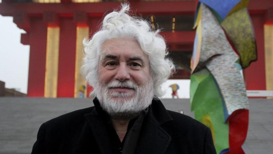 La ONU y el artista español Cristobal Gabarrón se unen para promocionar los derechos humanos