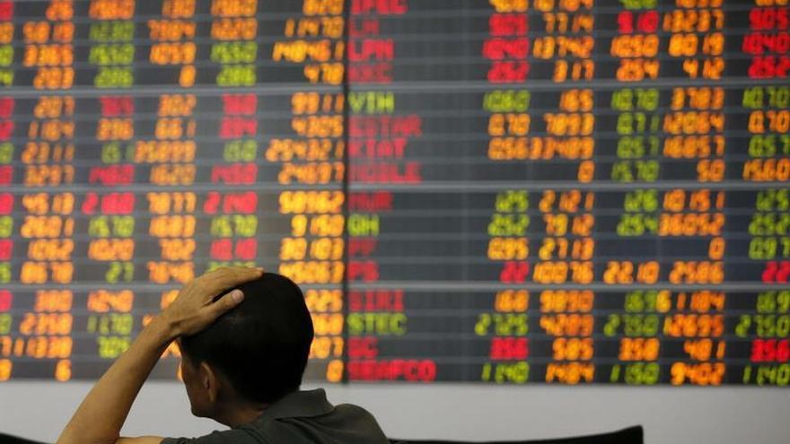 La mayoría de bolsas del Sudeste Asiático cierra la jornada con números rojos
