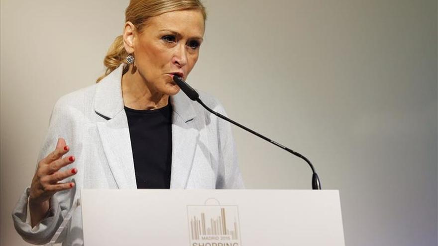 Cifuentes anuncia que Madrid dará reproducción asistida a todas las mujeres