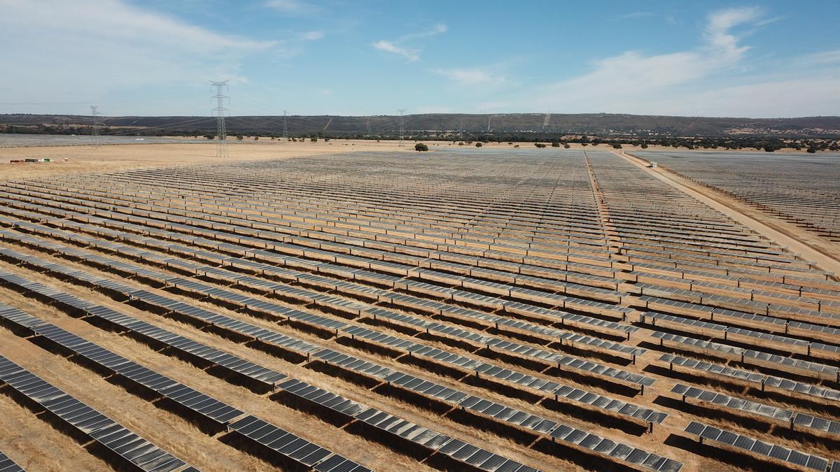 Planta fotovoltaica de Endesa