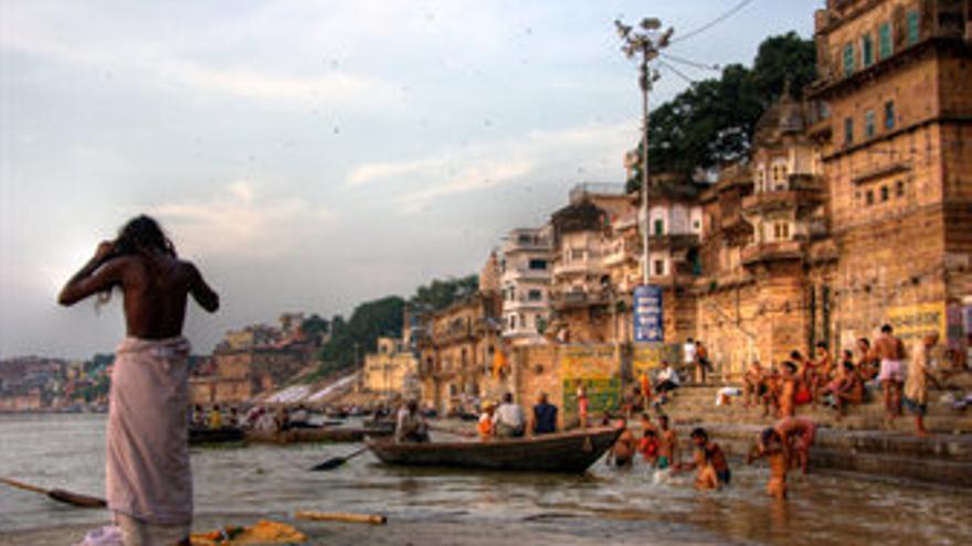 Paisaje urbano de India. (EUROPA PRESS)