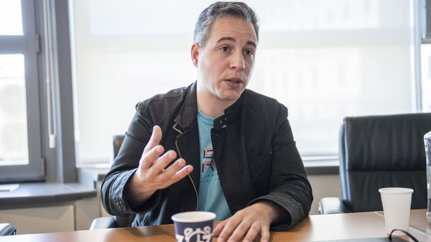 Federico Severino, director del Instituto 25M.