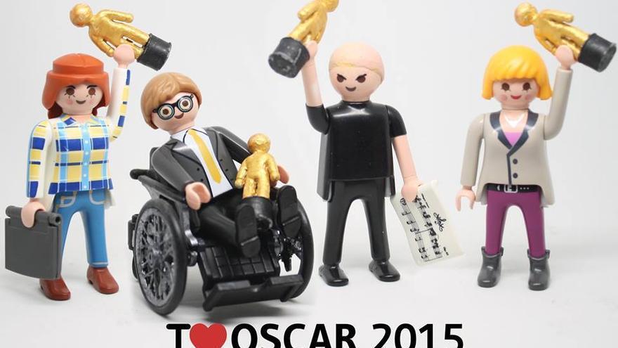 I love Oscar 2015