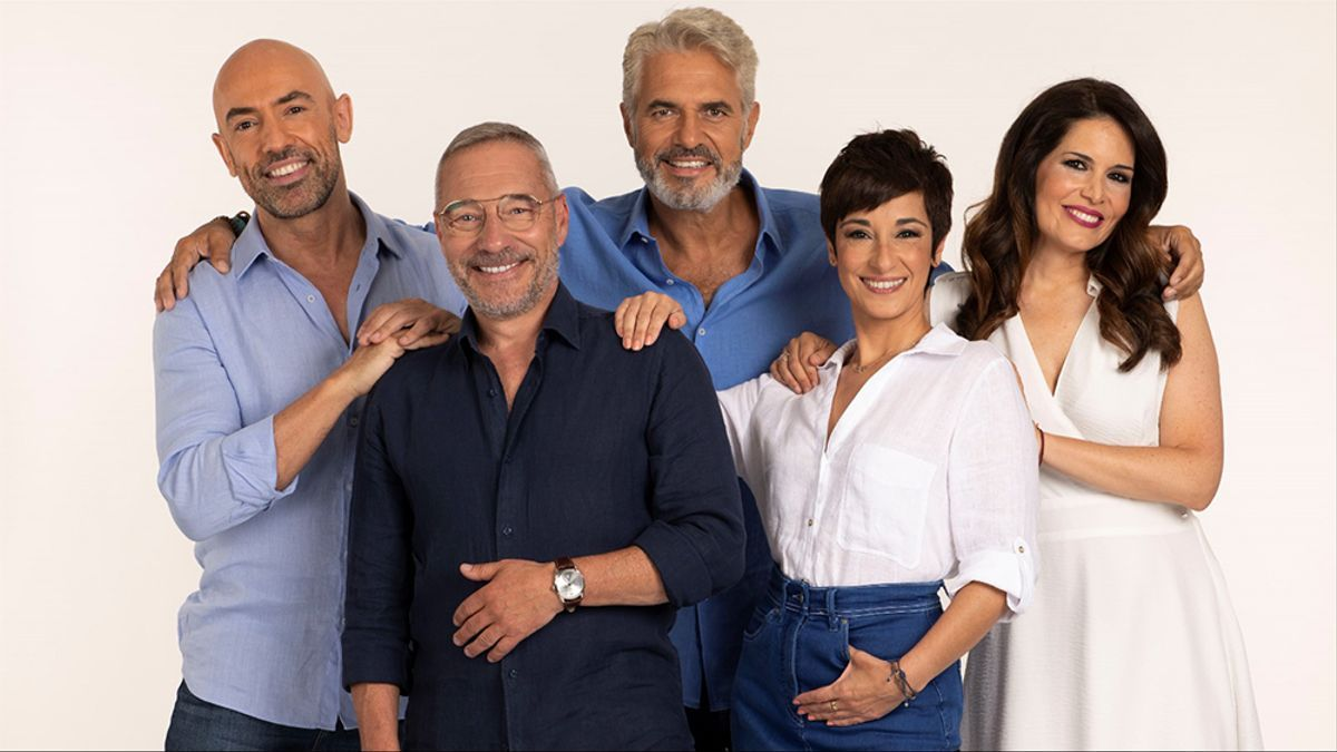 Las nuevas caras de la tarde de Telemadrid