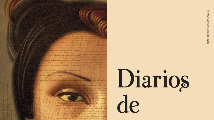 Cartel de la exposición 'Diarios de libertad'
