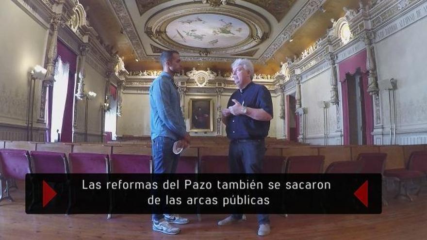 """Los Franco denuncian por """"calumnias"""" a periodistas de 'En el punto de mira' por un reportaje sobre sus bienes"""