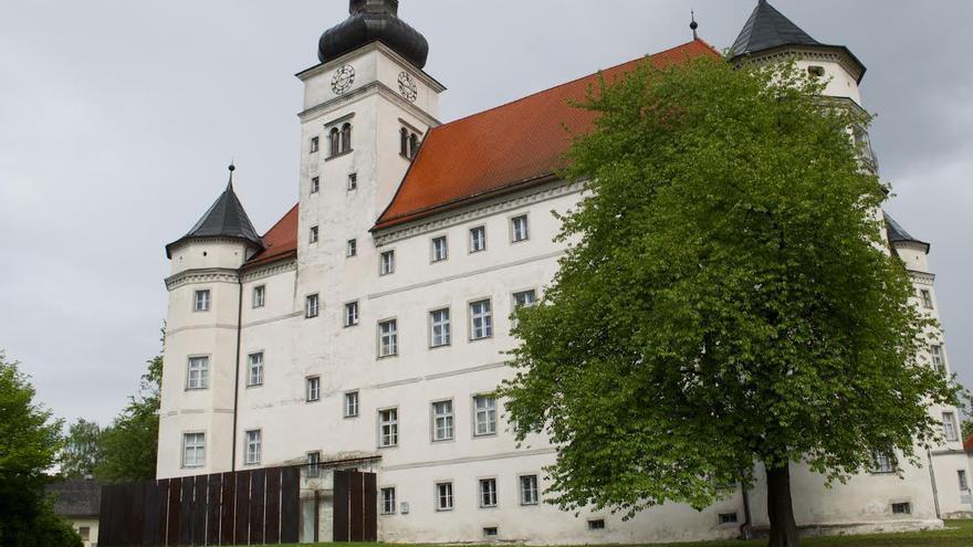 Hartheim es hoy un memorial dedicado a la memoria de las más de 18.000  hombres, mujeres y niños asesinados entre sus muros