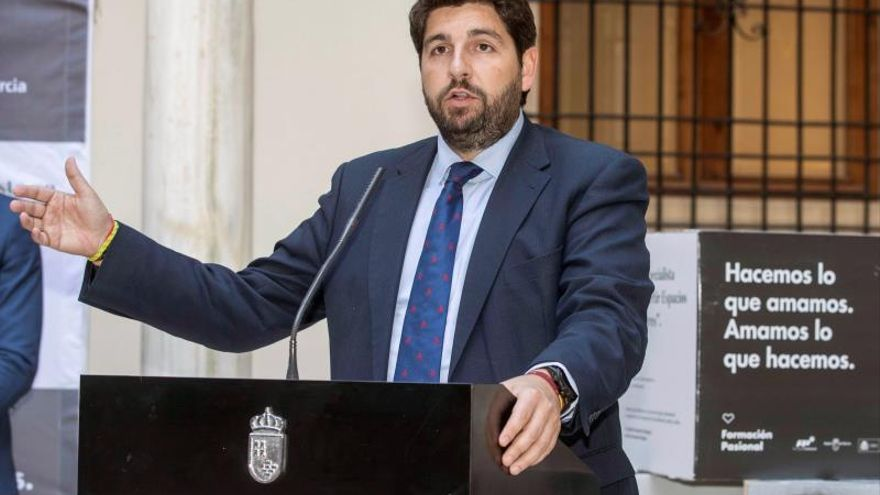 Llevan a Junta Electoral acto con mujeres de presidente Murcia que pidió voto