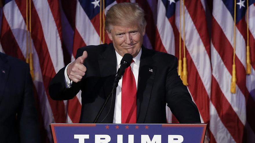 Donald Trump, el presidente electo de los EEUU