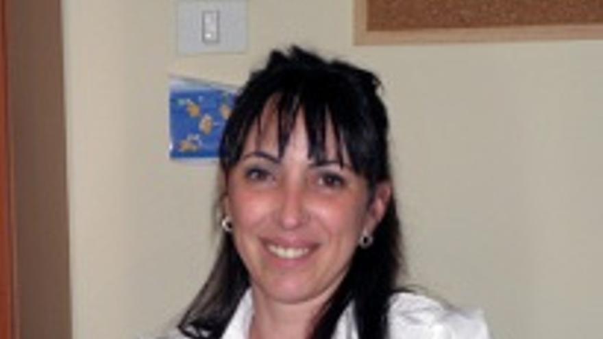 Mercedes Candelario,  concejala de Igualdad.
