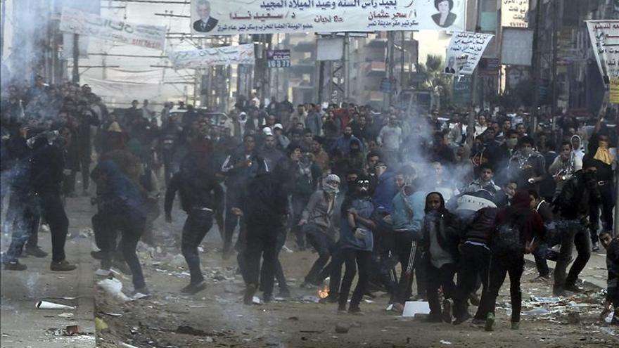 """Las ONG egipcias denuncian que la actual represión es """"peor que con Mubarak"""""""