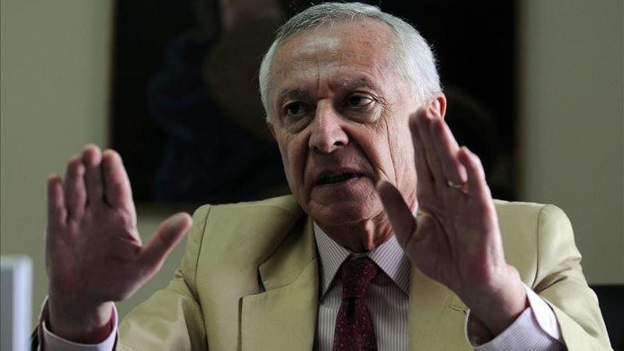 Fallece a los 72 años el exembajador español en Irak Ignacio Rupérez