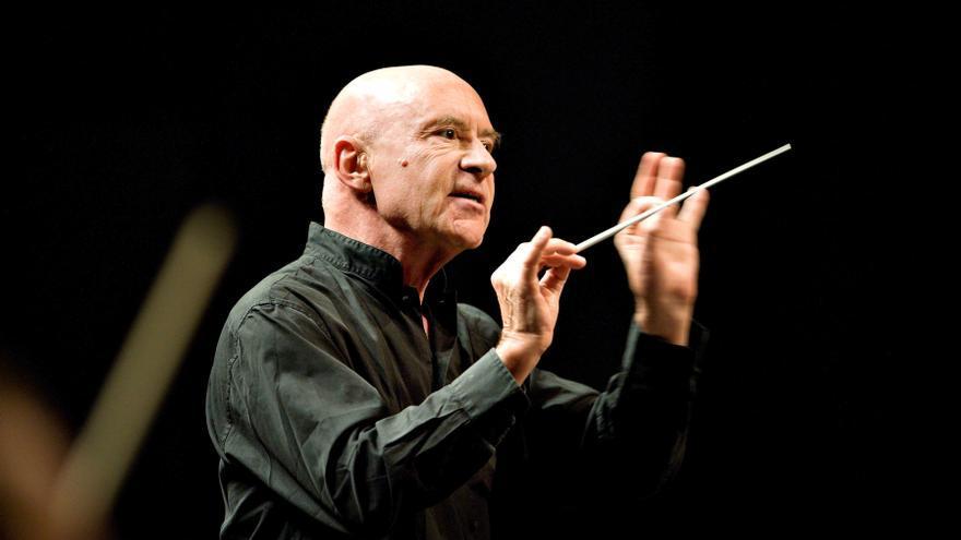 Eschenbach cancela su concierto en el Auditorio Nacional por motivos de salud