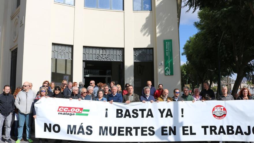 Andalucía registró 113 accidentes laborales mortales entre enero y noviembre de 2019, 29 de ellos 'in itinere'