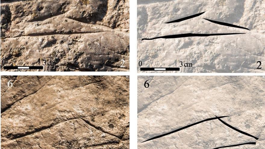 Investigadores de universidades andaluzas descubren en Píñar un nuevo yacimiento con arte rupestre