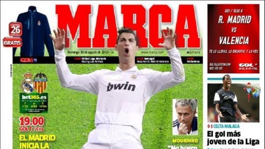 De las portadas del día (19/08/2012) #12
