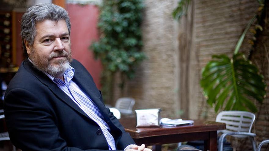 """Juantxo López de Uralde cree que el cierre de Garoña es el """"fin de la pesadilla"""""""