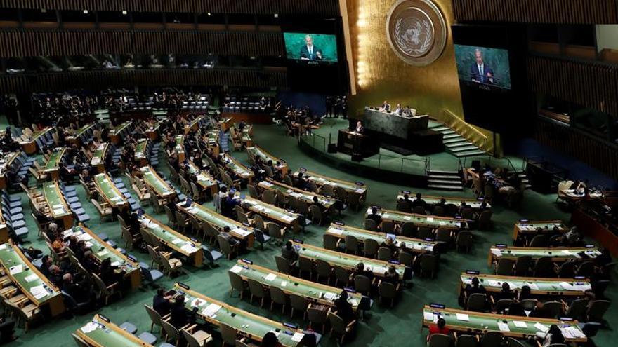 La Asamblea General de la ONU crea una comisión para investigar los crímenes en Siria