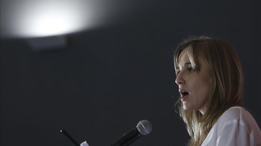 Tania Sánchez abandona IU para poner en marcha un nuevo proyecto político
