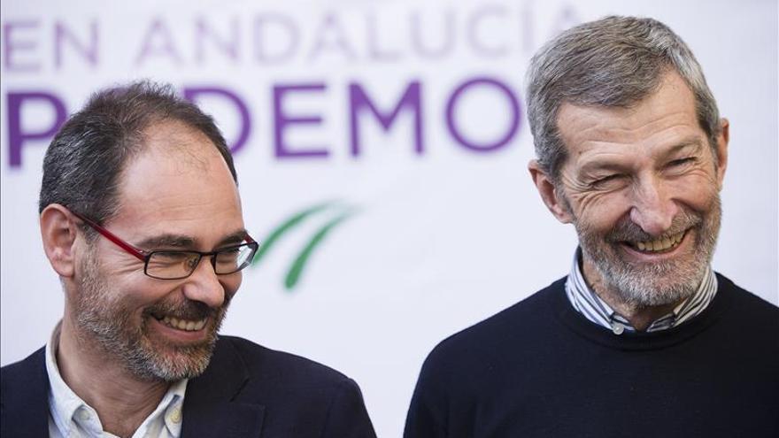 """Ex Jemad Julio Rodríguez ve a Podemos como un partido con """"altura de Estado"""""""