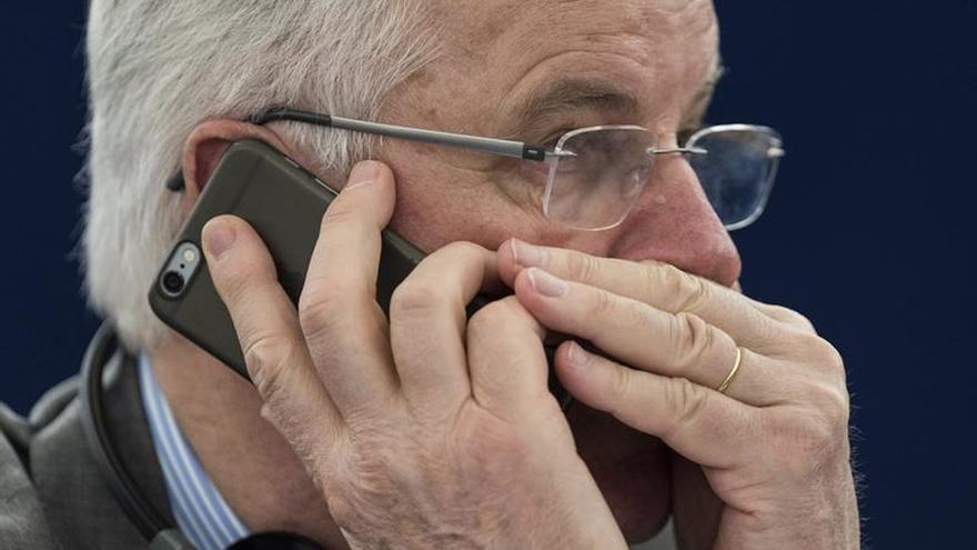 Barnier planea iniciar el 19 de junio la negociación del brexit