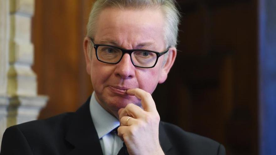 """Un ministro británico cree que el """"brexit"""" ganaría un segundo referéndum"""
