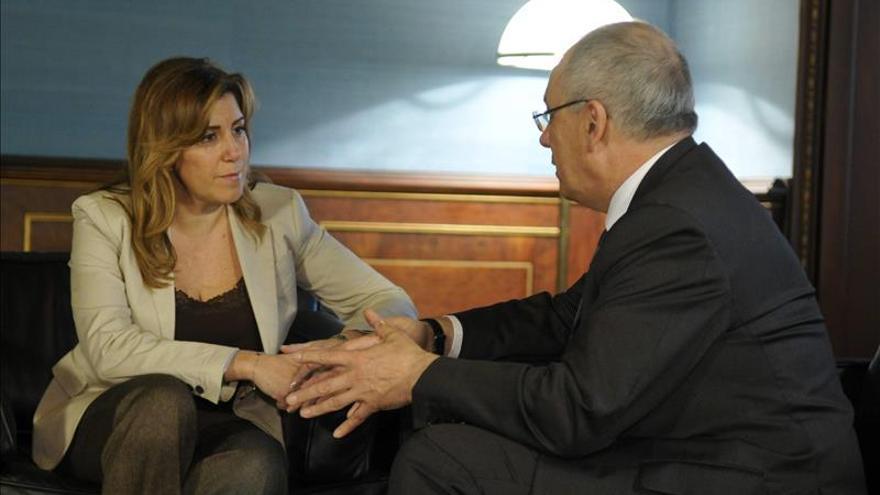 Andalucía refuerza la colaboración con la industria aeronáutica