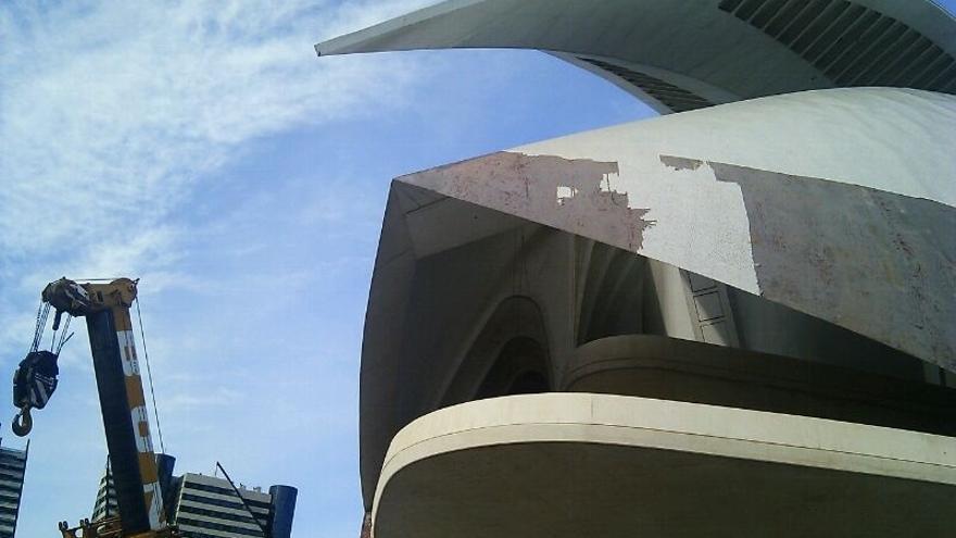 """Gobierno valenciano dice que """"Calatrava no puede hacer muchas exigencias a estas alturas"""""""