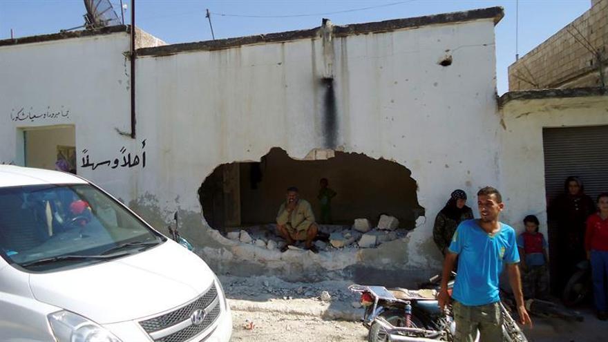Mueren 13 efectivos del régimen sirio en choques con yihadistas en Hama