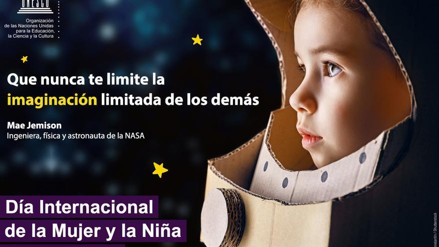 Campaña de Naciones Unidas para el Día Internacional de Mujeres y Niñas en la Ciencia
