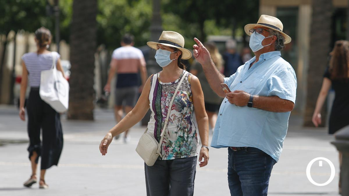 Fotos ola de calor 11 de agosto