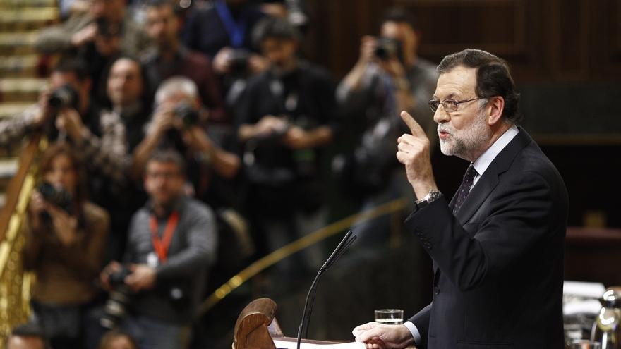 """Cumbre UE- Rajoy pide """"ordenar el proceso"""" para atender las peticiones de asilo en la UE"""