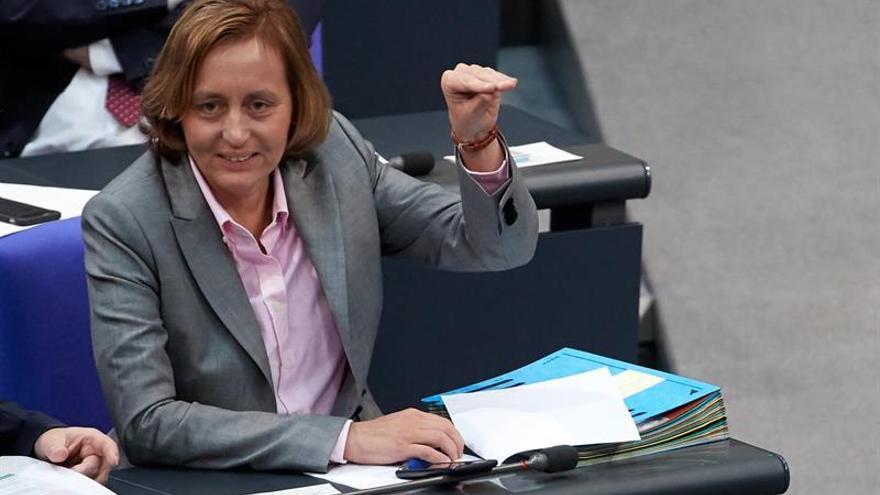 La ultraderecha alemana, admitida en la comisión de secretos oficiales