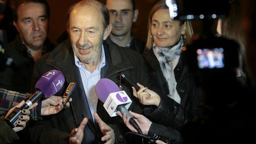 """Rubalcaba ve el contrato único de C's como """"apoteosis de precarización laboral"""""""