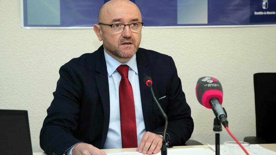 El director general de Protección Ciudadana, Emilio Puig