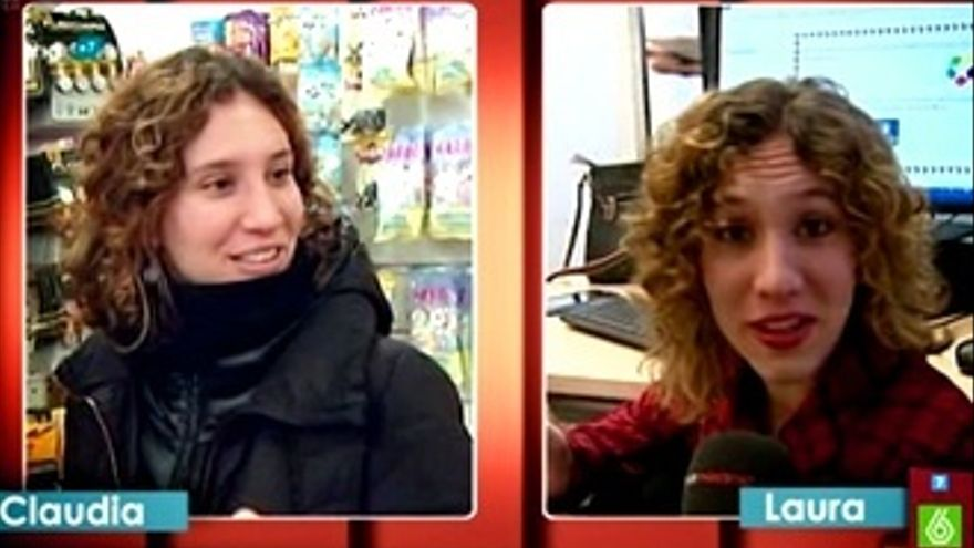 'Zapeando' pilla una mentirijilla de los reporteros de Telemadrid