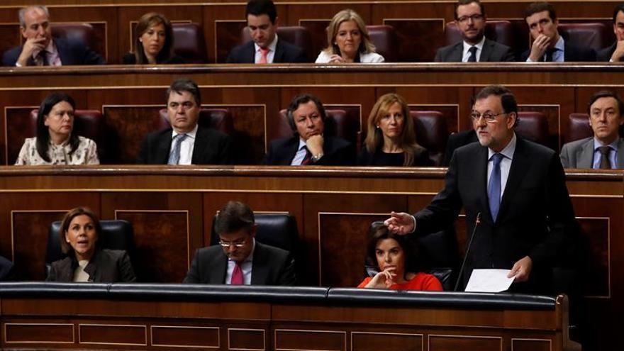 La reforma constitucional y la Ley Mordaza, ejes del control a Rajoy en el Congreso
