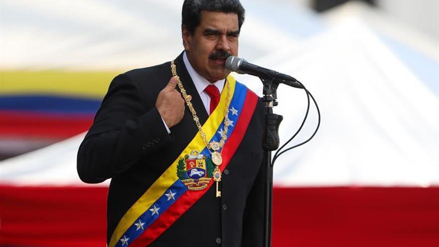 """Maduro dice que Venezuela expresó """"fuerte"""" su """"verdad"""" en el Consejo de Seguridad"""