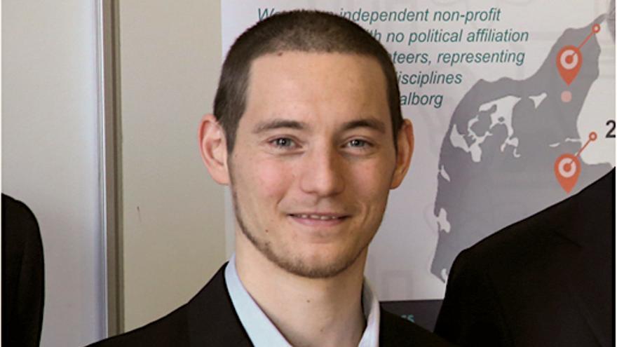 Darío Vazquez, investigador del Center for Microbial Secondary Metabolites de Dinamarca
