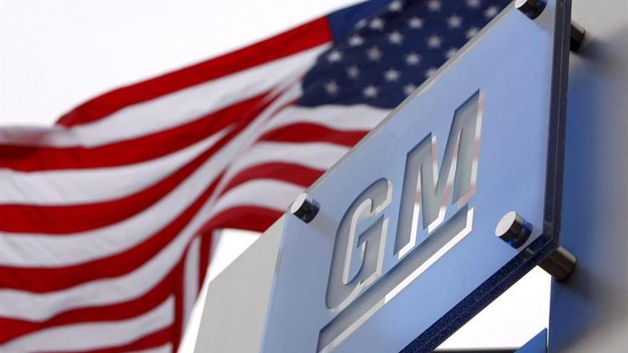Los beneficios netos de GM caen un 11,4 por ciento en el primer semestre del año
