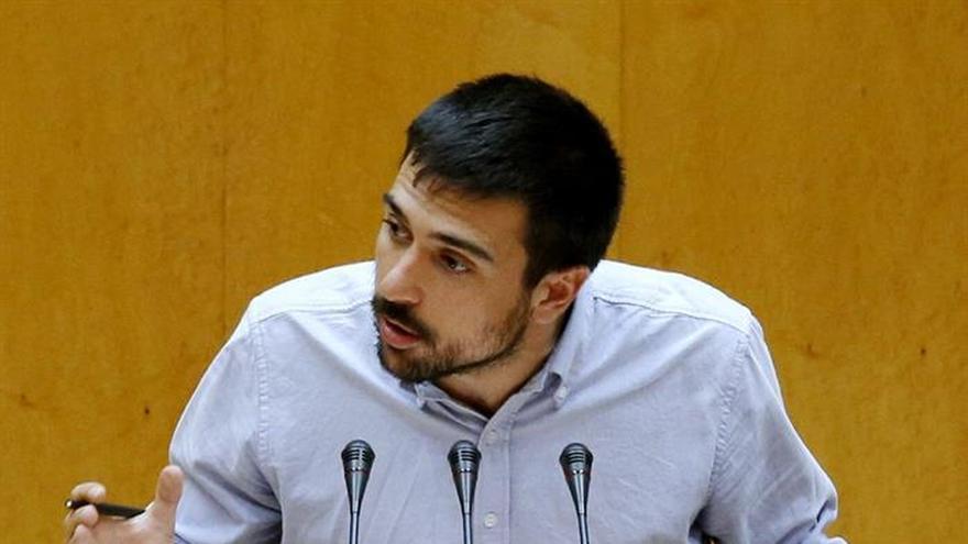 Podemos da por acabada la legislatura y no ve un pacto del PSOE con Compromís