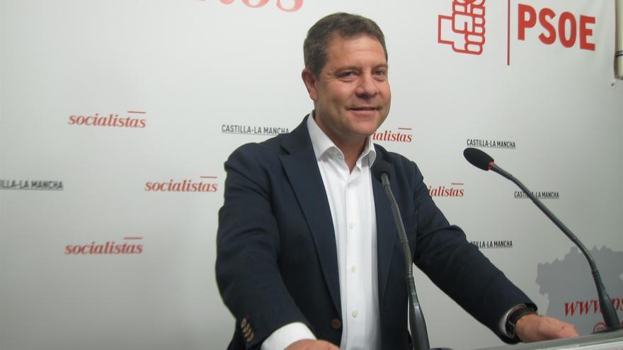 Emiliano García-Page / Europa Press