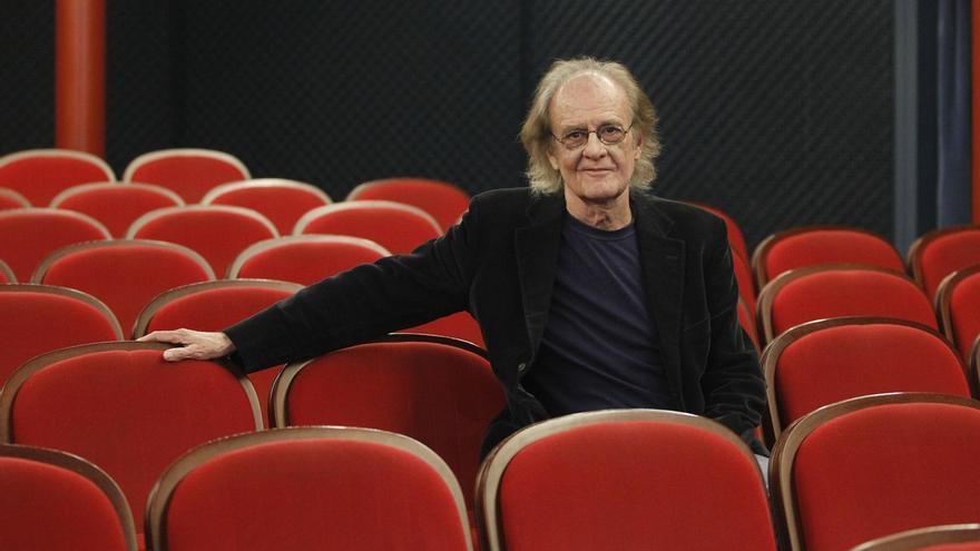 Luis Eduardo Aute interpretará este jueves en el Teatro Arriaga sus canciones más emblemáticas