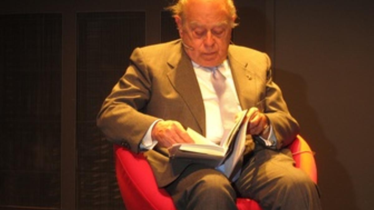 Jordi Pujol, en una imagen de archivo