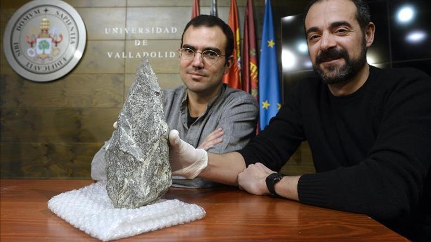 Un estudio consigue datar el inicio del Achelense en 1,7 millones de años